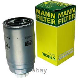 Mann Filtre Paquet mannol Filtre à Air Fiat Ducato Boîte 244 2.0 JTD