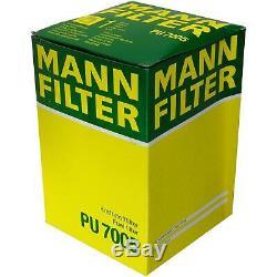 Mann-filter Inspection Set Kit Fiat Ducato Choisir/Châssis