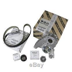 Original Fiat Kit Courroie de Distribution Complet Pompe Ducato 244 250 71771581