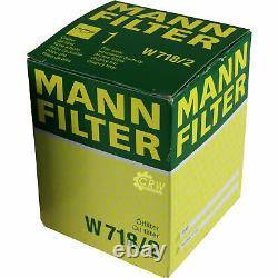 Révision Filtre LIQUI MOLY Huile 8L 10W-40 pour Fiat Punto Van 176L 1.7 D 124