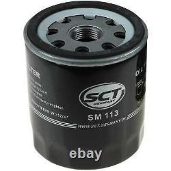 Sketch D'Inspection Filtre Castrol 7L Huile 5W30 Pour VW Polo 6R 6C 1.4 Tdi