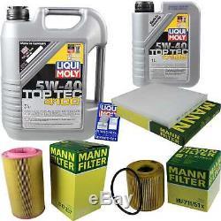 Sketch D'Inspection Filtre LIQUI MOLY Huile 6L 5W-40 pour Votre Fiat Ducato