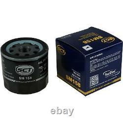 Sketch D'Inspection Filtre Liqui Moly Huile 7L 5W-40 Pour Panda de Fiat 169 1.1