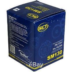 Sketch D'Inspection Filtre Liqui Moly Huile 9L 5W-40 pour Fiat Punto Van 176L